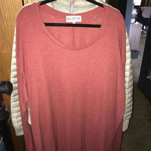WILDFOX Oversized Thermal Size XS